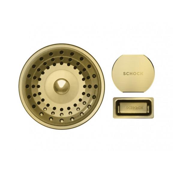 Parti vizibile Schock GREN200 White Gold