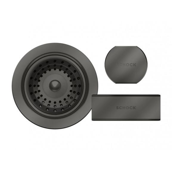 Parti vizibile Schock WATD150 Gunmetal
