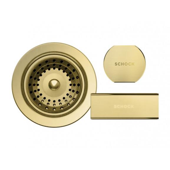 Parti vizibile Schock WATD150 White Gold