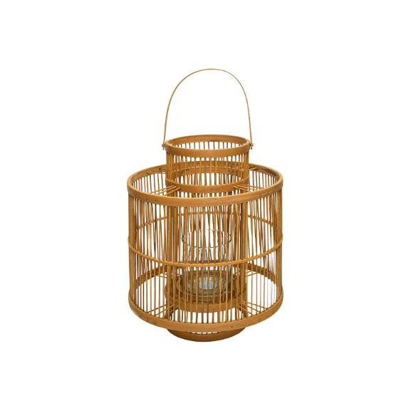Felinar Bamboo D26/H34 cm
