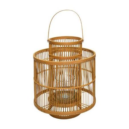 Felinar Bamboo D26/H34 cm-01