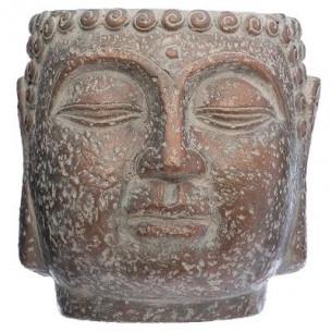 Ghiveci Cap Buddha H17,5 cm...