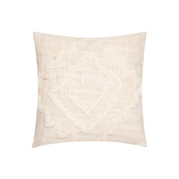 Perna Decorativa Inca Crem 40 X 40 cm