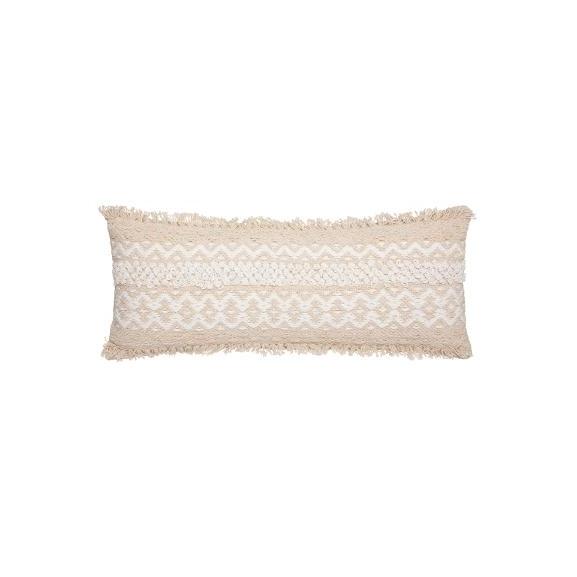 Perna Decorativa Sand 25 X 58 cm