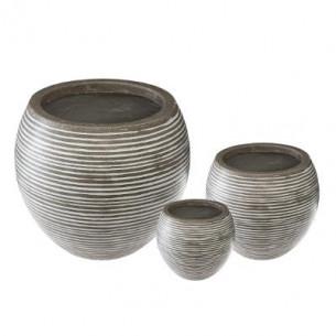 Set 3 Ghivece Ceramice...