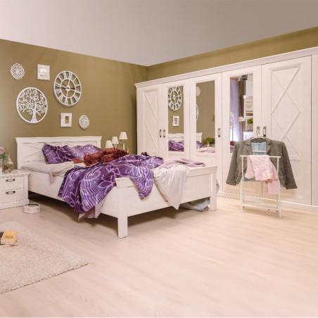 Set dormitor Kashmir, Pat 1800 mm.-01