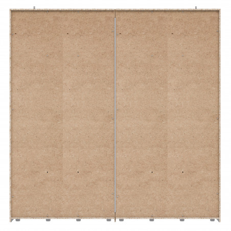 Dulap 2 Usi Culisante Olivier, 220,1 x 62 x 223 cm-01
