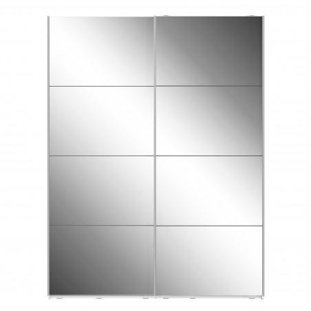 Dulap 2 Usi Culisante + 2 Oglinzi Olivier, 170,3 x 62 x 223 cm-01