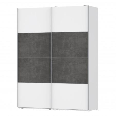 Dulap 2 Usi Culisante Olivier, 170,3 x 62 x 223 cm-01
