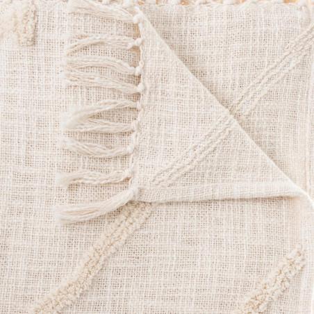 Patura Inca Crem 130 x 180 cm-01