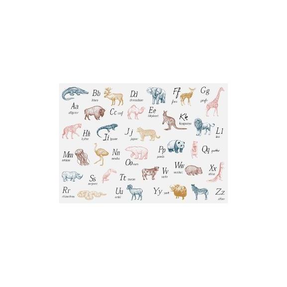 Poster World Animals