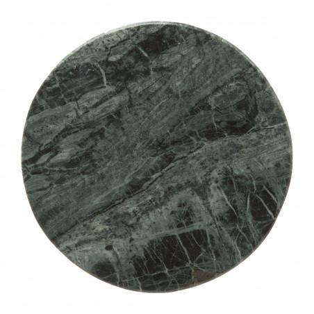 Set 4 Coastere Green D10 cm-01