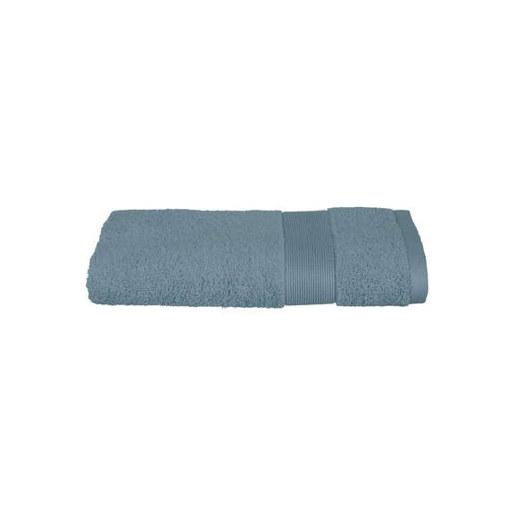 Prosop de baie, Albastru, 50 x 90 cm