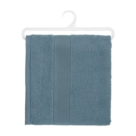 Prosop de baie, Albastru, 50 x 90 cm-01