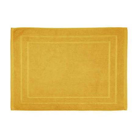 Covoras de baie, Galben, 50 x 70 cm-01
