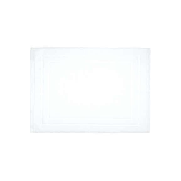 Covoras de baie, Alb, 50 x 70 cm