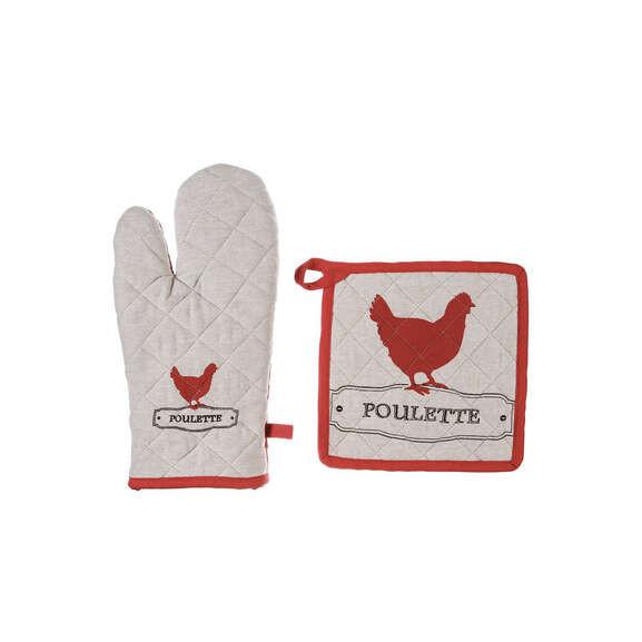 Set manusa si servet Hen
