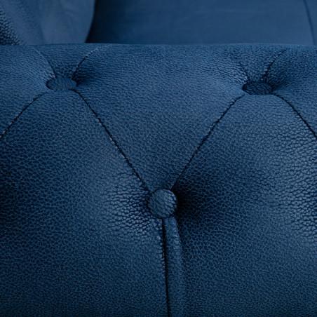 Coltar Extesibil Stanga Andreas, Albastru, 299 x 172 x 90 Cm-01