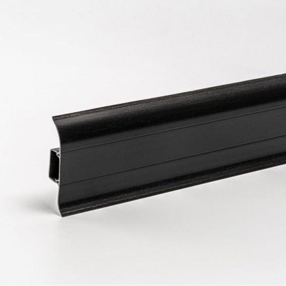 Plinta Pvc Confort 50 5520 - Negru