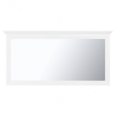 Rama oglinda Verona Bianco, Alb, 1800 x 65 x 900 mm.-01