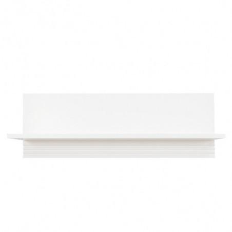 Polita Verona Bianco, Alb, 900 x 250 x 300 mm.-01