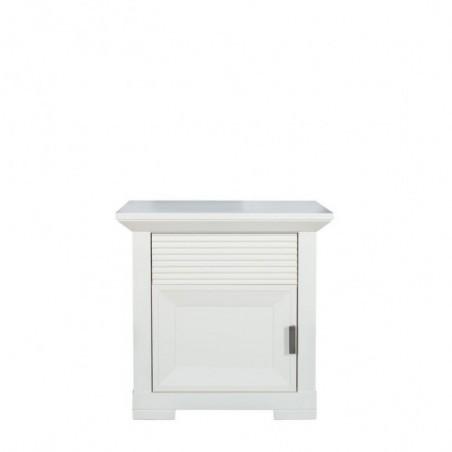 Dormitor Verona Bianco, Alb, Pat 1600 mm.-01
