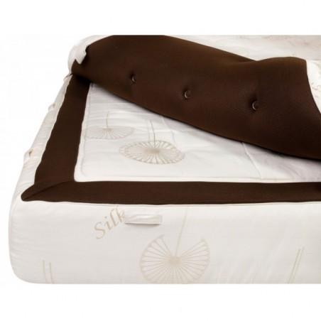 Saltea Feeling Luxury Brown, 1400 x 2000 mm.-01