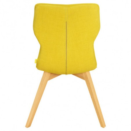 Scaun Demi, Lemon, 450 x 930 x 510 mm.-01