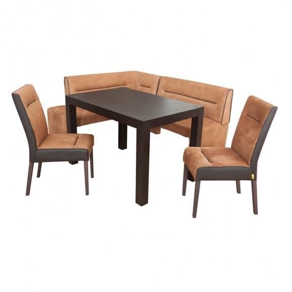 Set masa Ada cu coltar stg + 2 scaune...
