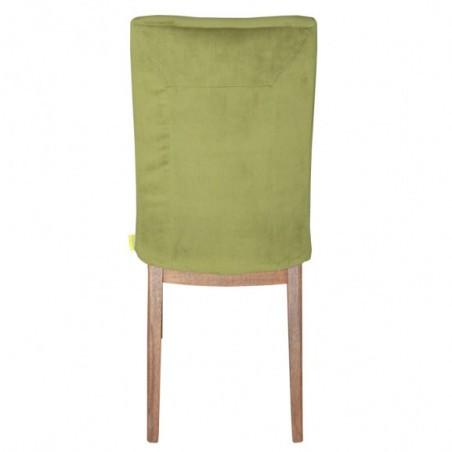 Scaun Malene, Verde, 480 x 660 x 1020 mm.-01