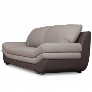 Canapea fixa Nardo 3L, Gri...