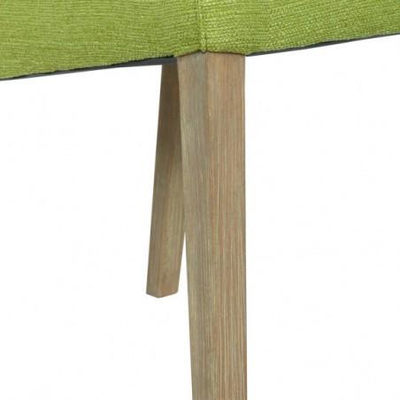 Scaun Elke, Verde, 440 x 620 x 970,5 mm.-01