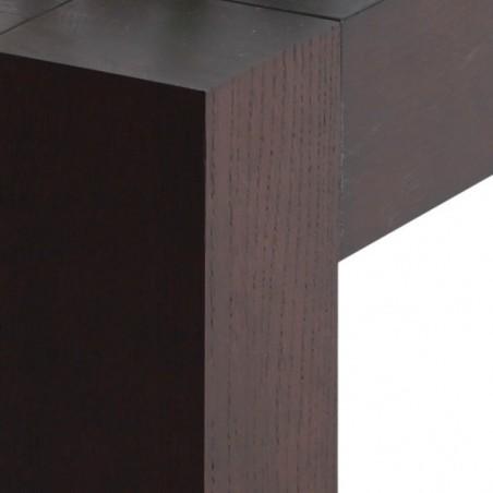 Masa Cafea Cube, Wenge, 600 x 600 x 385 mm.-01