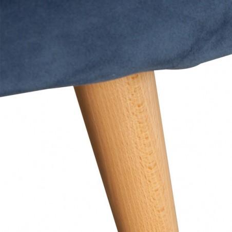Fotoliu Jazz, Albastru, 810 x 870 x 810 mm.-01