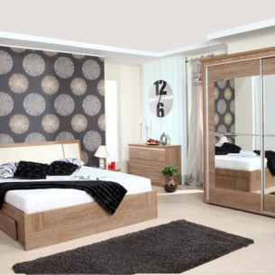 Dormitor Pallas Nuc, Pat...