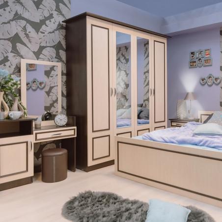 Dormitor Kim, Pat 1600 mm.-01