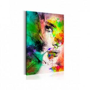 Tablou Colors Of Feminity...