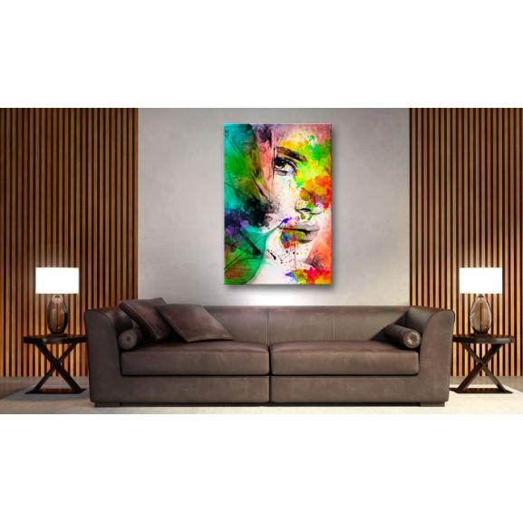 Tablou Colors Of Feminity 40 cm x 60 cm naturlich.ro