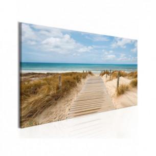 Tablou Windy Beach 135 cm x...