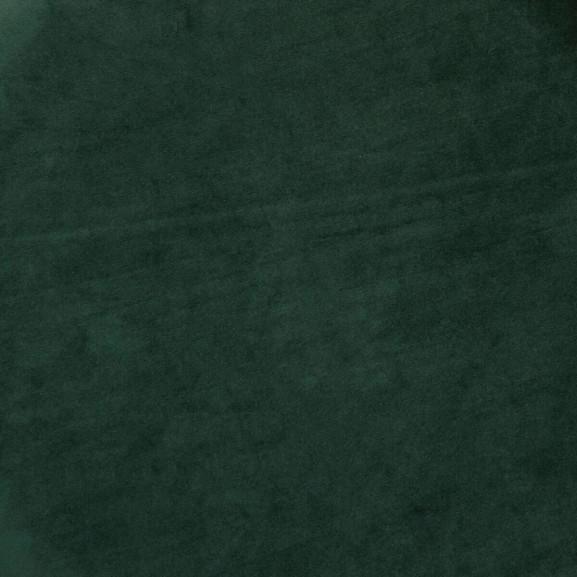 Taburet velvet verde Aty naturlich.ro