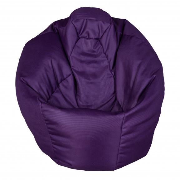 Fotoliu Bean Bag, Interior-Exterior, Tip Para Mica Violet naturlich.ro