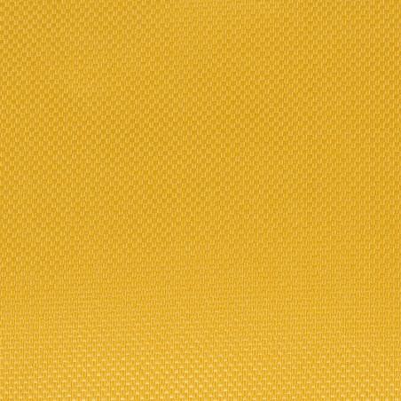 Fotoliu Bean Bag, Interior-Exterior, Tip Puf Rotund Mare Galben-01