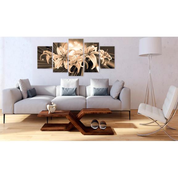 Tablou Bouquet Of Memories 100 cm x 50 cm naturlich.ro