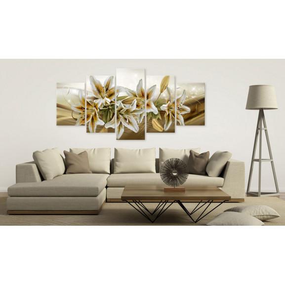 Tablou Desert Bouquet 100 cm x 50 cm naturlich.ro