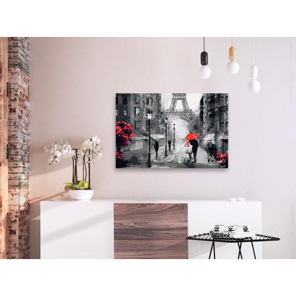 Pictatul Pentru Recreere From Paris With Love 60 cm x 40 cm naturlich.ro
