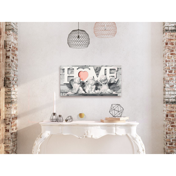 Pictatul Pentru Recreere Angels (Home) 80 cm x 40 cm naturlich.ro