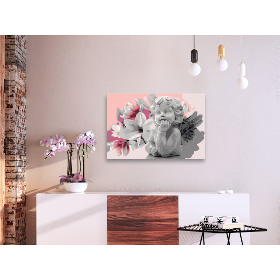 Pictatul Pentru Recreere Angel'S Dreams 60 cm x 40 cm naturlich.ro