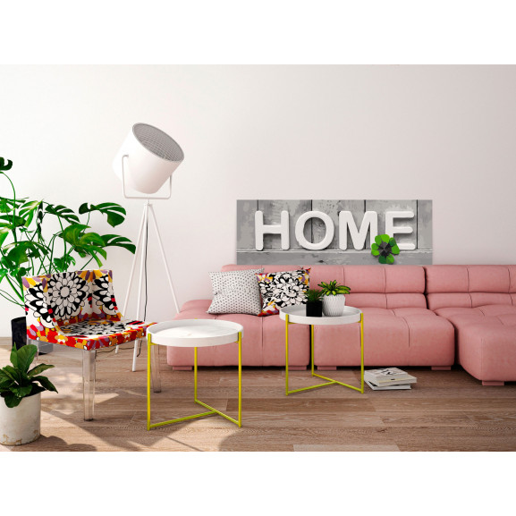 Pictatul Pentru Recreere Home And Butterfly 90 cm x 30 cm naturlich.ro