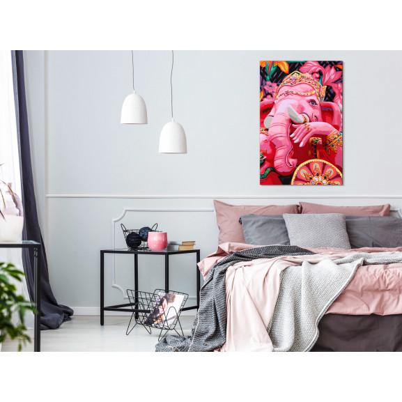 Pictatul Pentru Recreere Ganesha 40 cm x 60 cm naturlich.ro