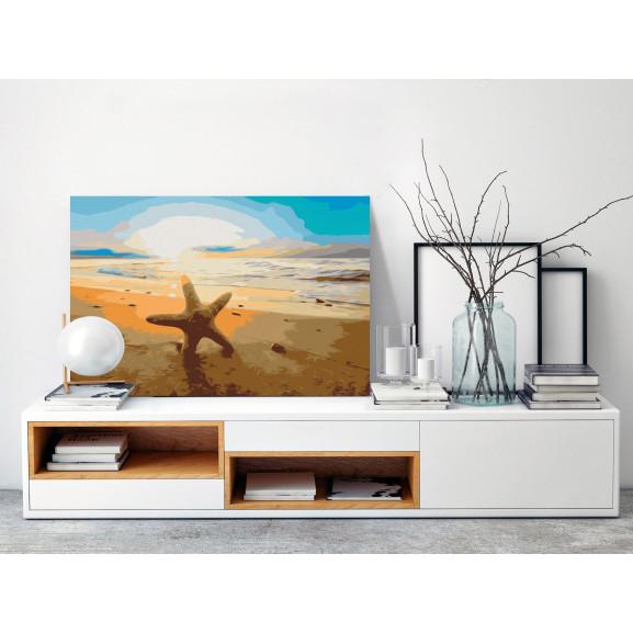Pictatul Pentru Recreere Sea Finds 60 cm x 40 cm naturlich.ro